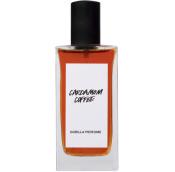 cardamon coffee inside a perfume bottle