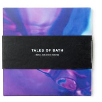 Tales Of bath tratamiento spa Madrid de 75 minutos que incluye un masaje y tiempo para bañarse en un entorno relajado.