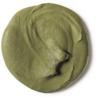 a green scalp treatment