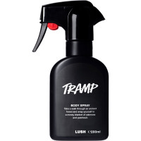tramp body spray bottle
