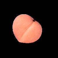 Peach bubbleroon
