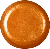 A shinny orange Deep Sleep shower jelly