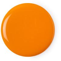 Cremiges, Orangefarbenes Duschgel