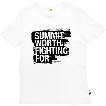 Summit-Worth-Fighting-For-White-Tee