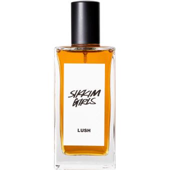 Sikkim Girls perfume 100ml perfume in glass bottle