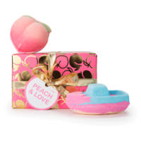 peach and love cadeau saint valentin lush
