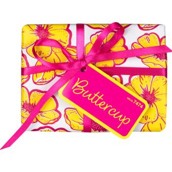 Buttercup regalo con 2 productos de baño para darte felicidad en la bañera