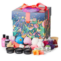 Cadeau de noel - Wonderful christmas time - Lush