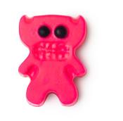 Imp-atient é um óleo de banho de rosa e pimenta para te lembrares que quem espera sempre alcança