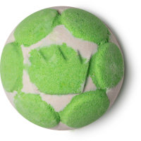 Green Coconut Jelly Bath Bomb