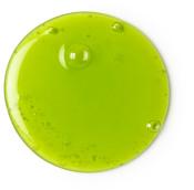 grass gel de ducha exclusivo de color verde con zumo de hierba de trigo