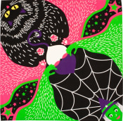 bewitched halloween gift knot wrap