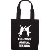The Fighting Animal Testing Bag