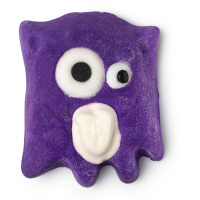 Worry Monster bubble bar by Lush