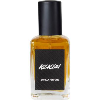 assassin lush labs perfume