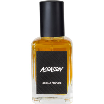 assassin lush labs perfume