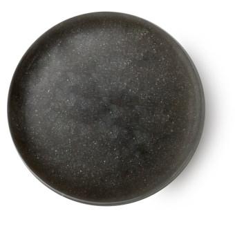 Rentless perfume sóldio vegano de color negro con notas de pachuli perfume para llevar de viaje