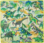 Dinosaurs Knot Wrap Hero