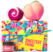 Lush Sweetest Thing gift, Australian version