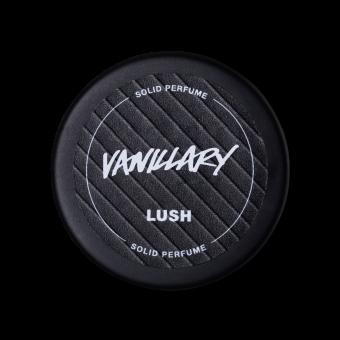 Vanillary solid parfym