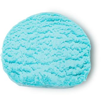 frosty fun de navidad de color azul hielo para un baño refrescante y divertido