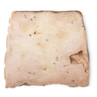 A block of the Figs and Leaves soap