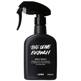 Olive Branch Body Spray LUSH Thailand