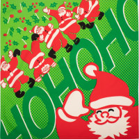 ho ho ho knot wrap christmas