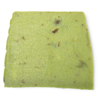 a block of the green Olive Tree soap