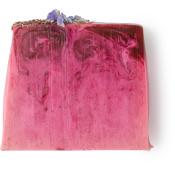 A Raspberry Milkshake szappan tisztítja a bőrt