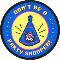 don't-be-a-party-snooper
