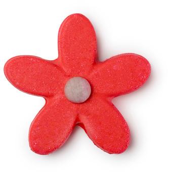 pink petitgrain bubble spinner