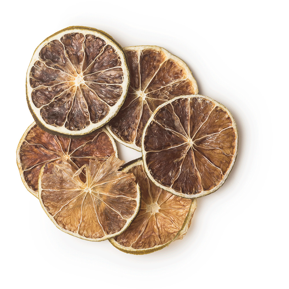 Dried Lime