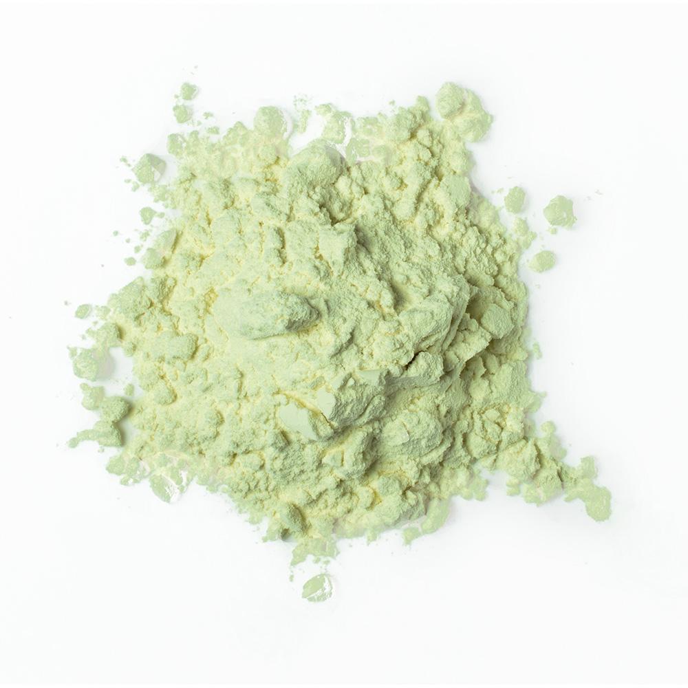 Luminescent zinc sulfide powder