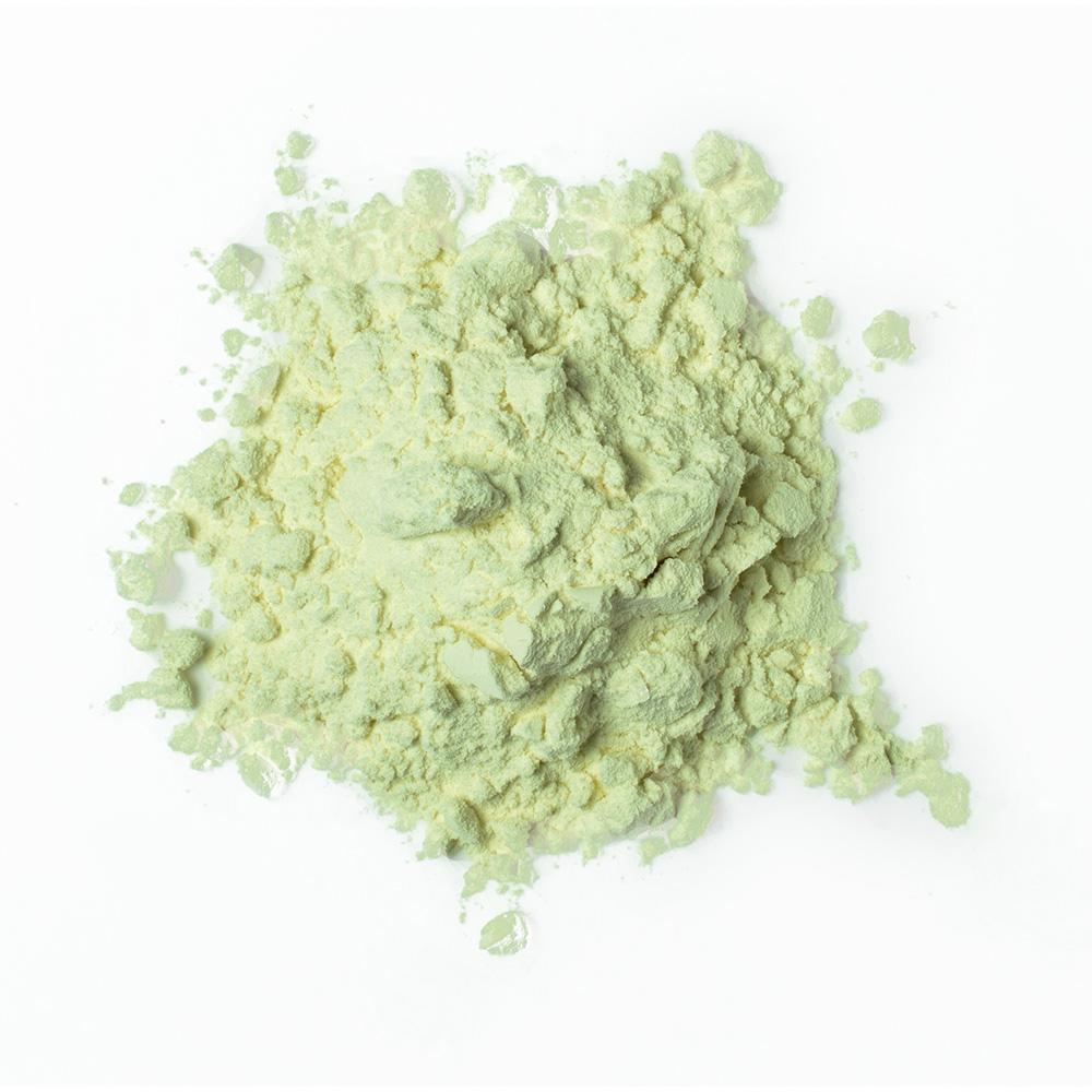 Luminescent zinc sulfide powder