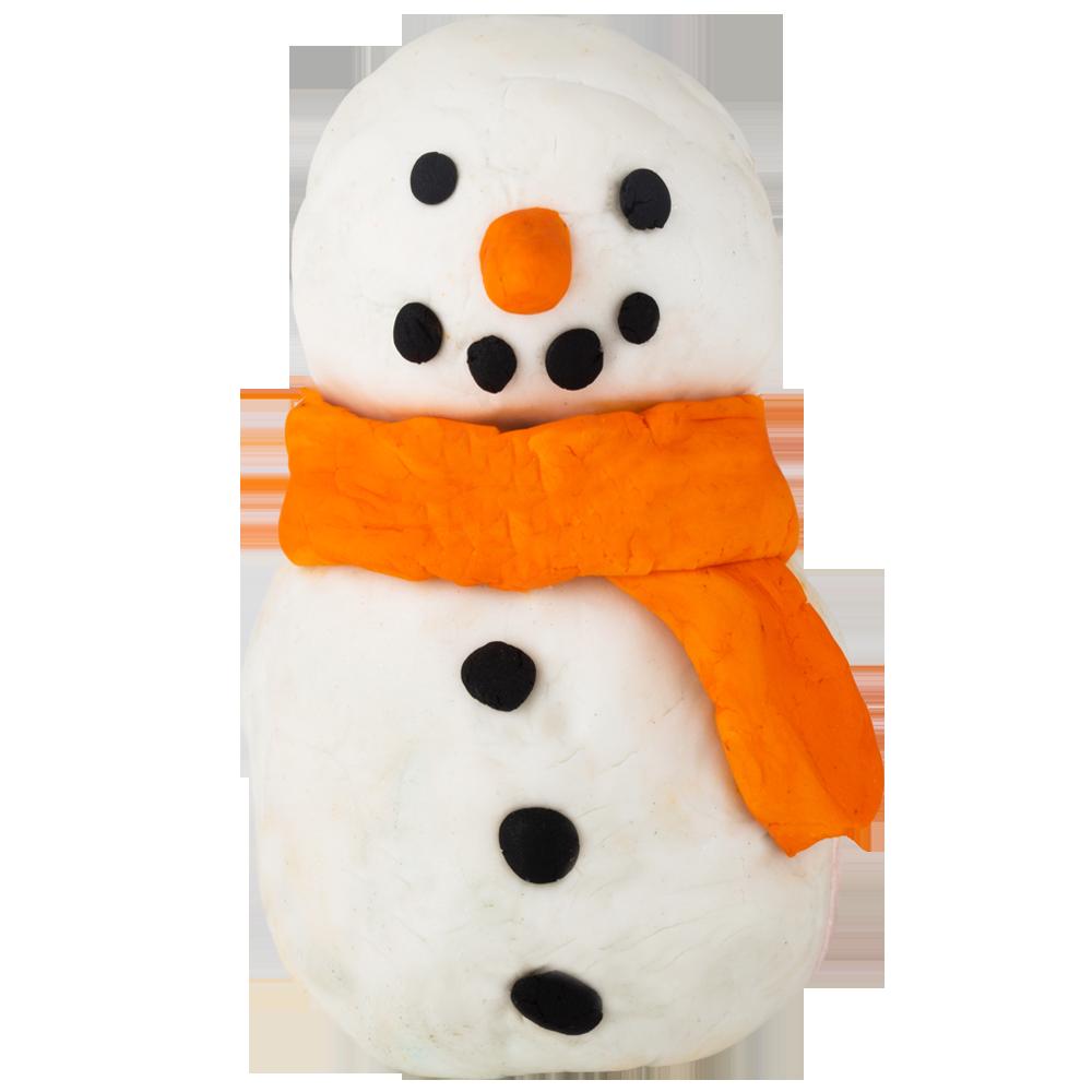 Snowman kit man