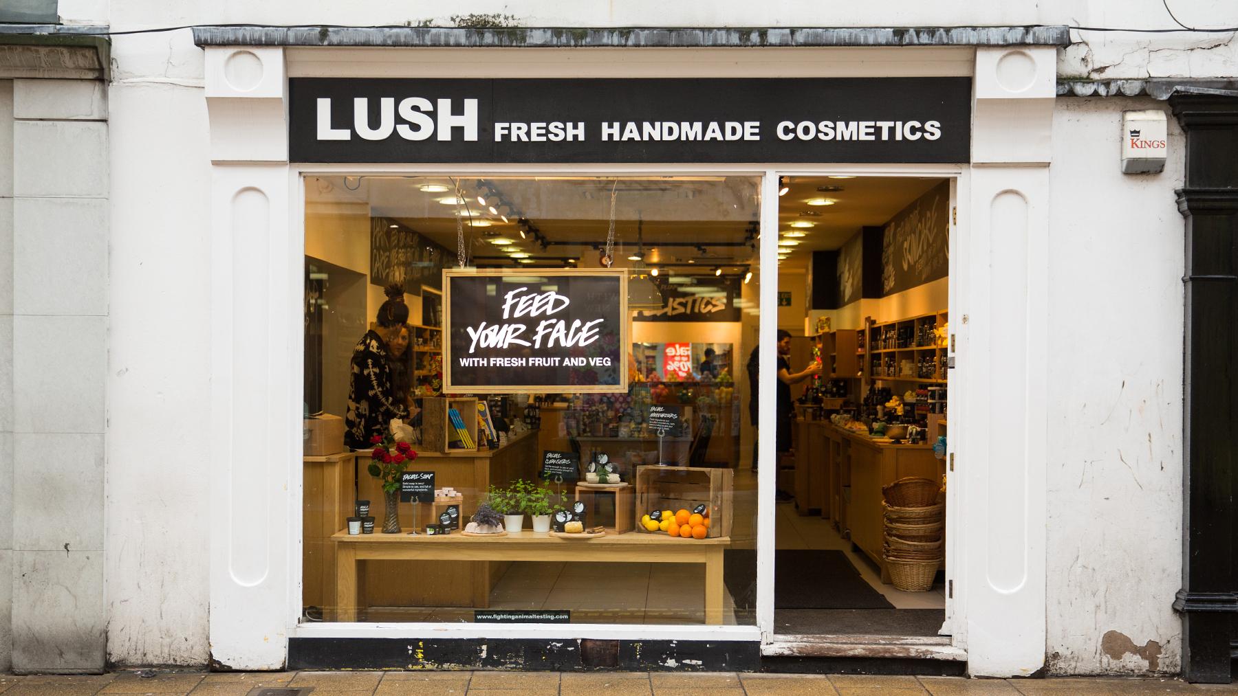 York | Lush Fresh Handmade Cosmetics UK