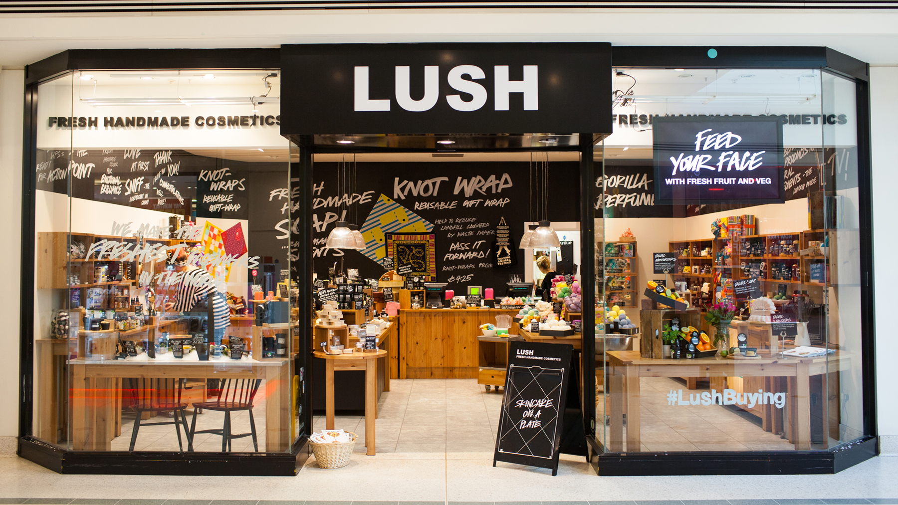 Bromley | Lush Fresh Handmade Cosmetics UK