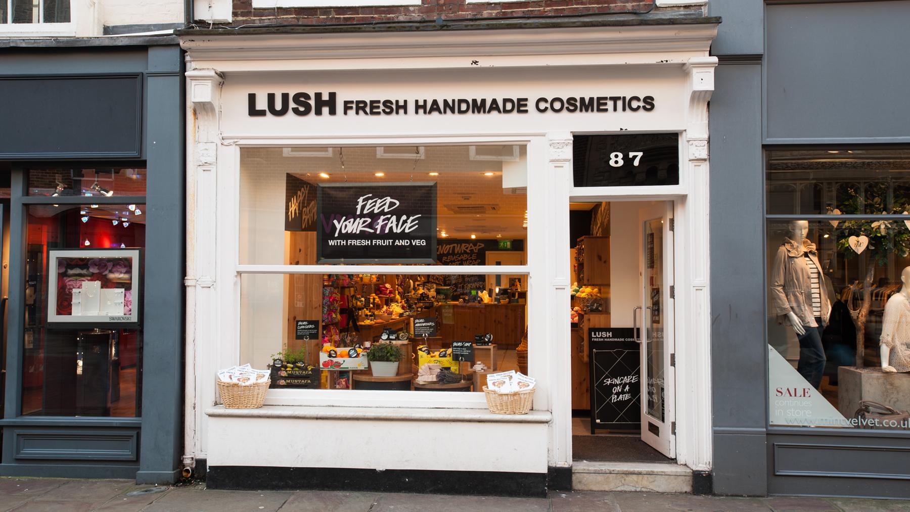 chichester lush fresh handmade cosmetics uk