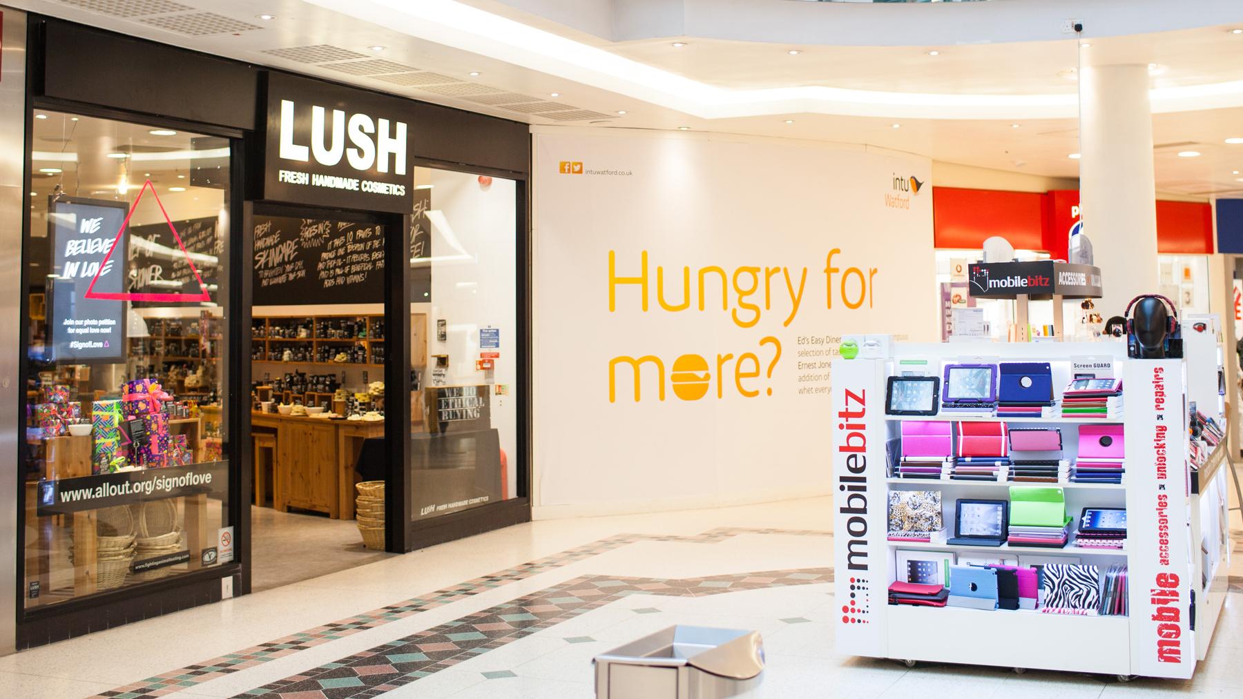Watford | Lush Fresh Handmade Cosmetics UK