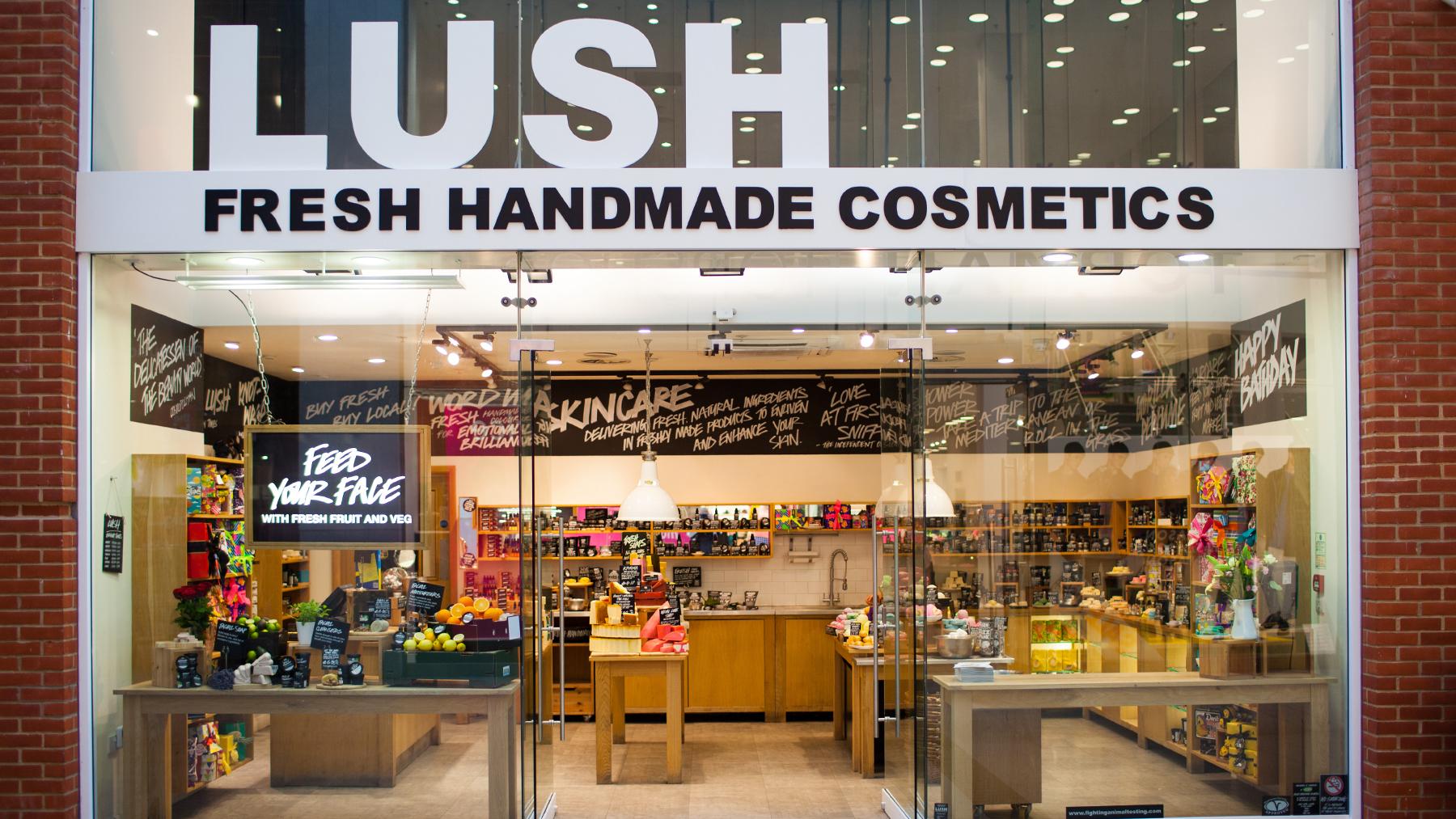 High Wycombe | Lush Fresh Handmade Cosmetics