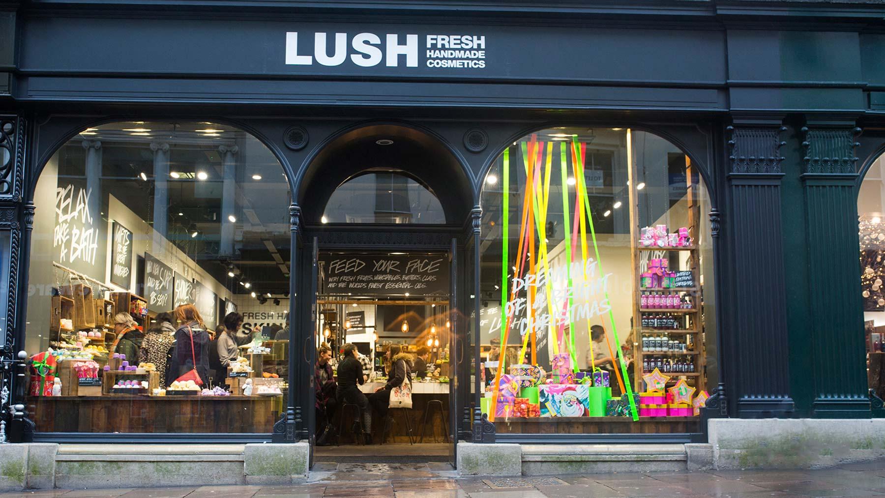 Ginger | Perfume | Lush Fresh Handmade