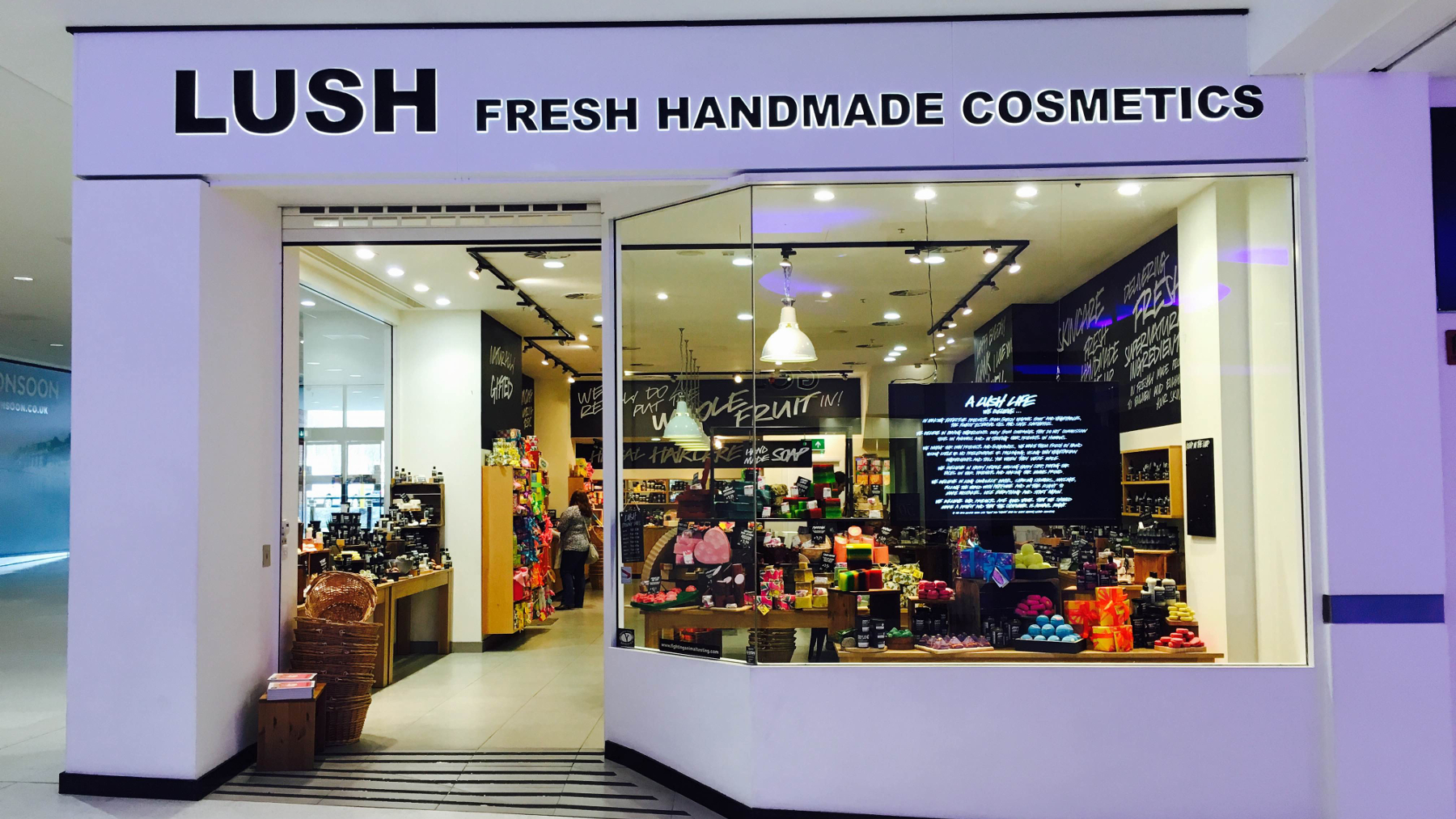 Portsmouth | Lush Fresh Handmade Cosmetics UK