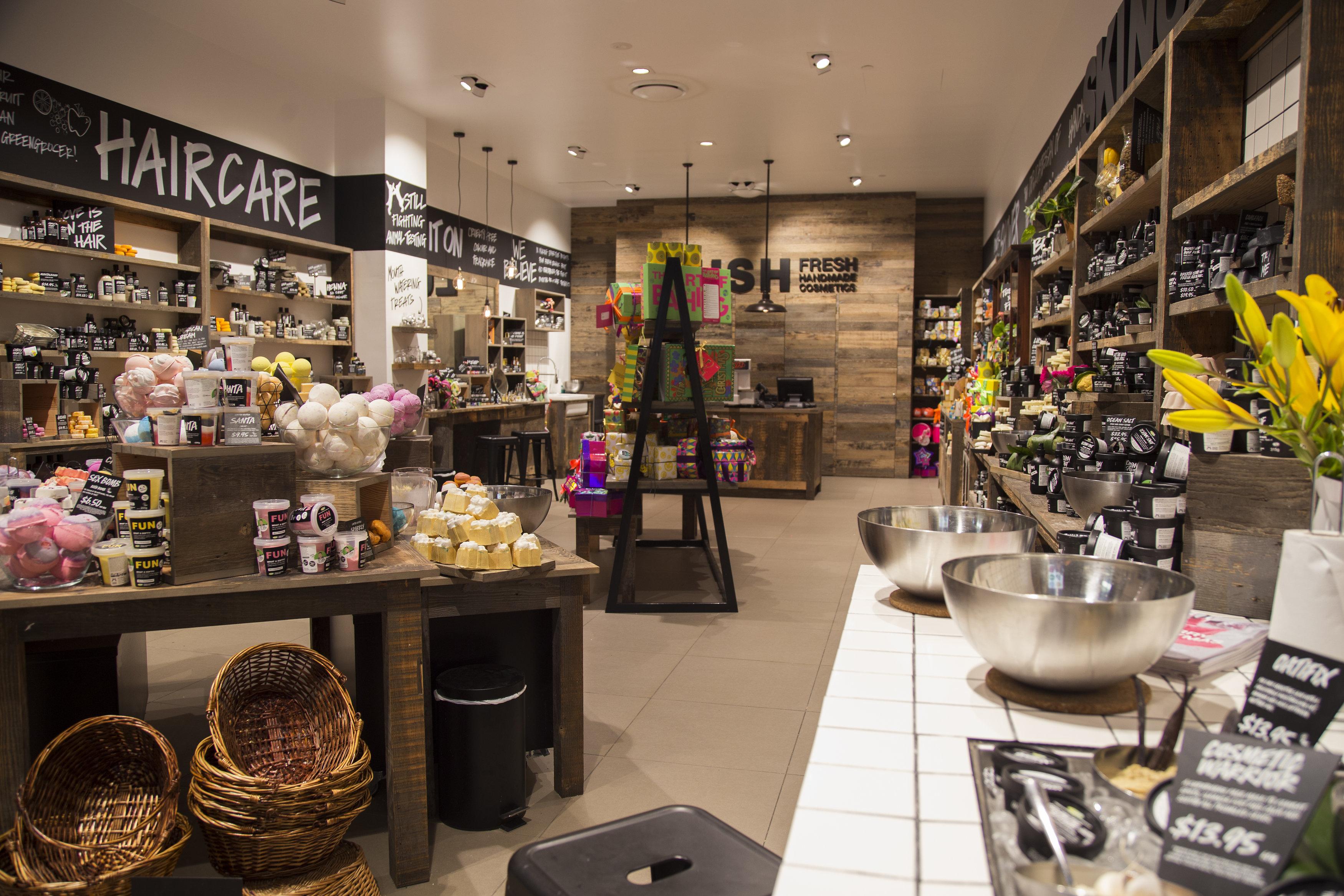 Parramatta | Lush Cosmetics Australia