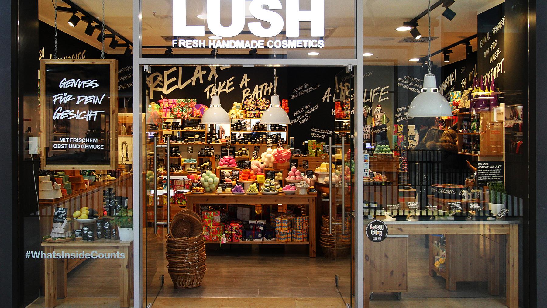 Berlin Steglitz Shop | LUSH Deutschland