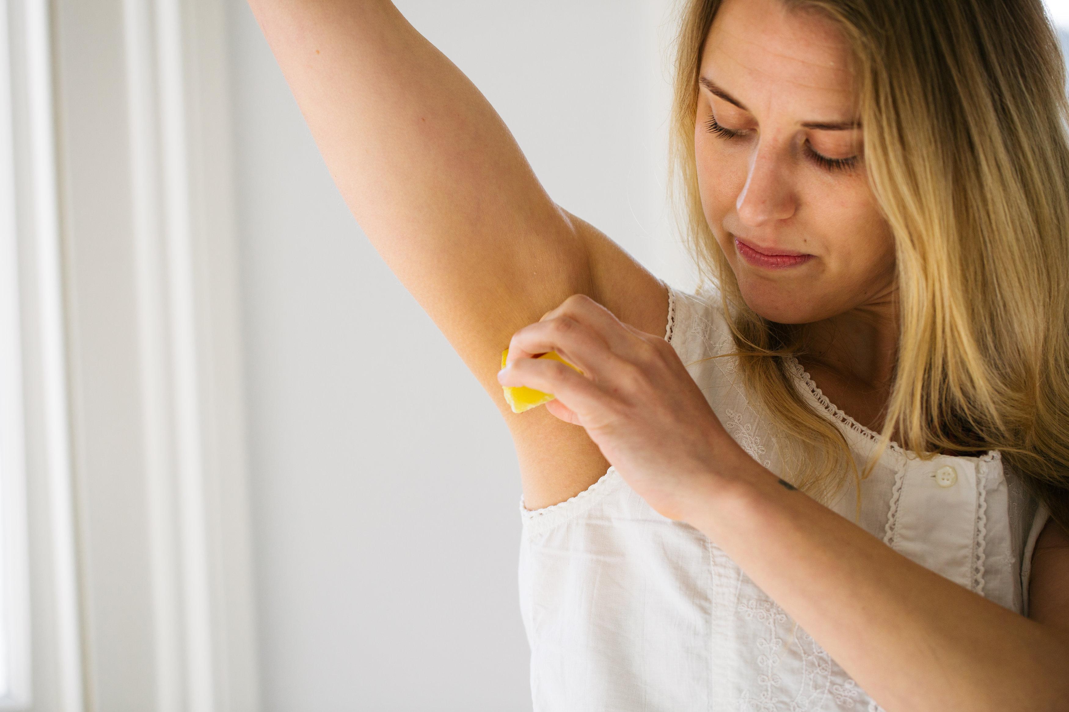 What's the deo-l with deodorant? - Lush Fresh Handmade Cosmetics UK