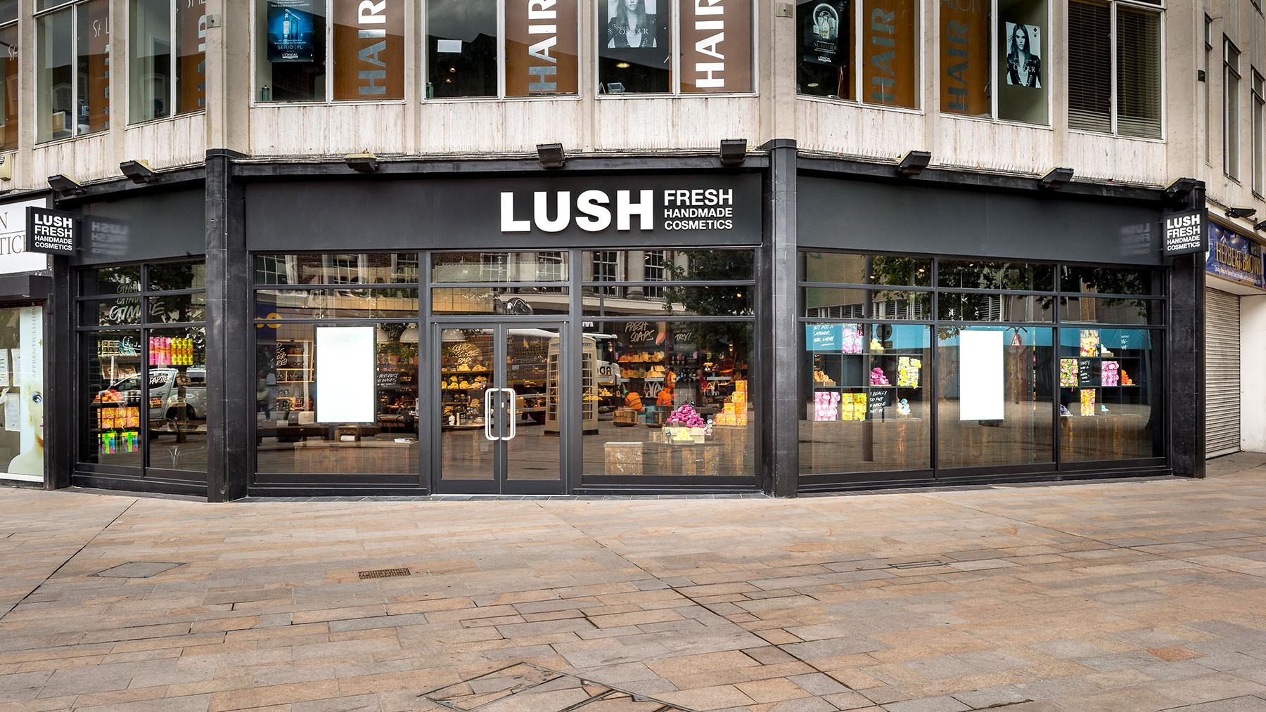 hull lush fresh handmade cosmetics uk