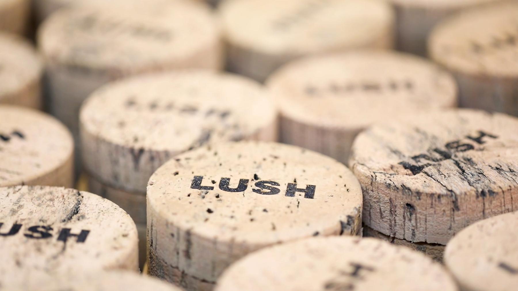 The Cork Pot Story - Lush Fresh Handmade Cosmetics UK