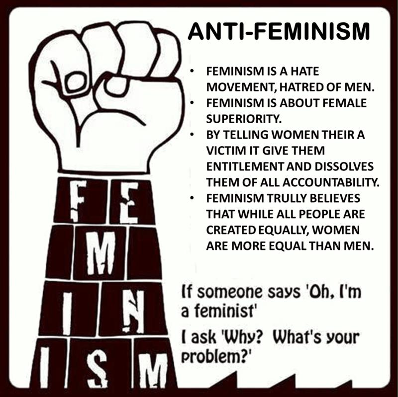 Patriarchy: Raising Voice Against Feminism | Lutalica