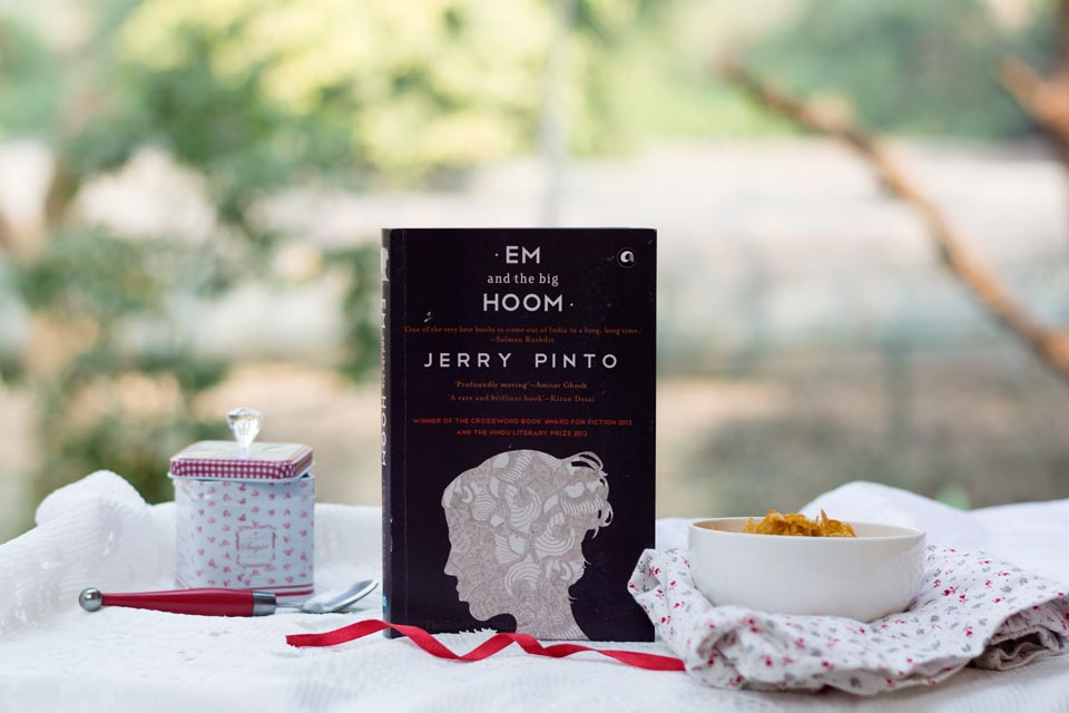 http://www.thebooksatchel.com/book-review-em-and-the-big-hoom-by-jerry-pinto/